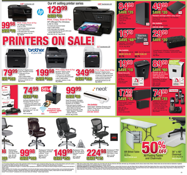 Office Depot Black Friday ad 06