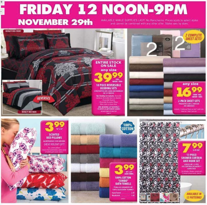 Annas Linens Black Friday ad 05