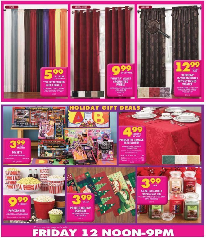 Annas Linens Black Friday ad 06