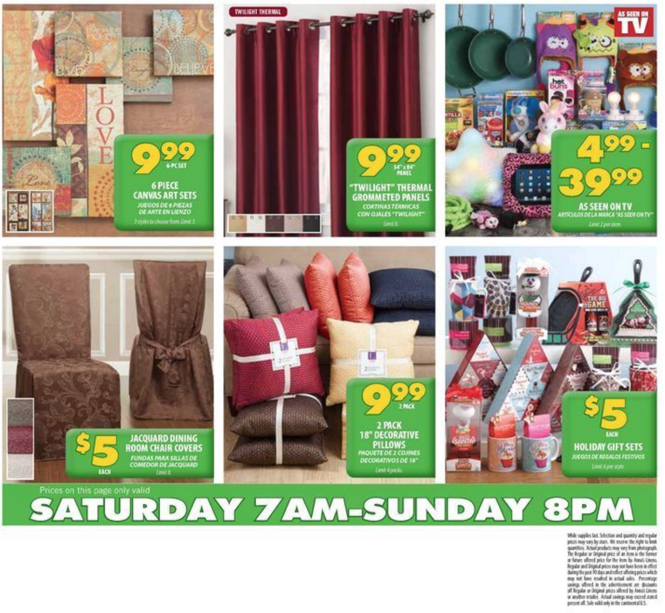 Annas Linens Black Friday ad 08