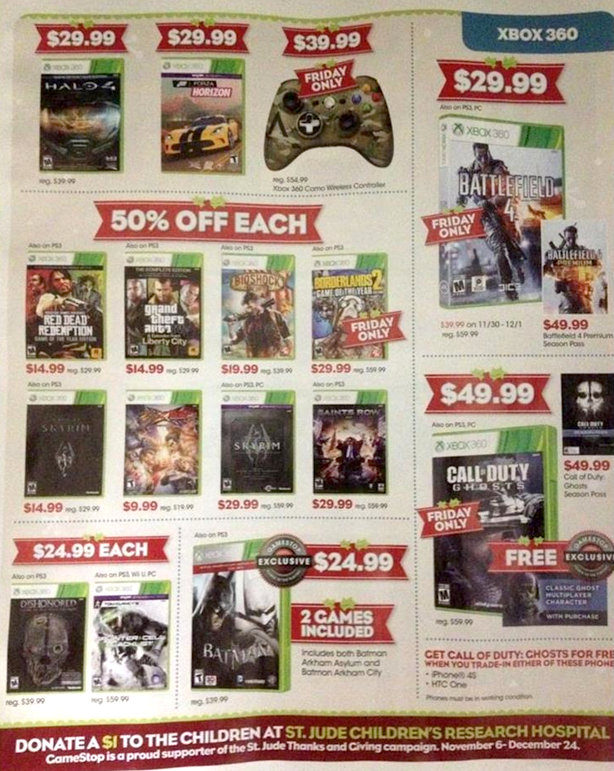 Game Stop Black Friday Ad 03