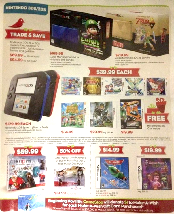 Game Stop Black Friday Ad 08