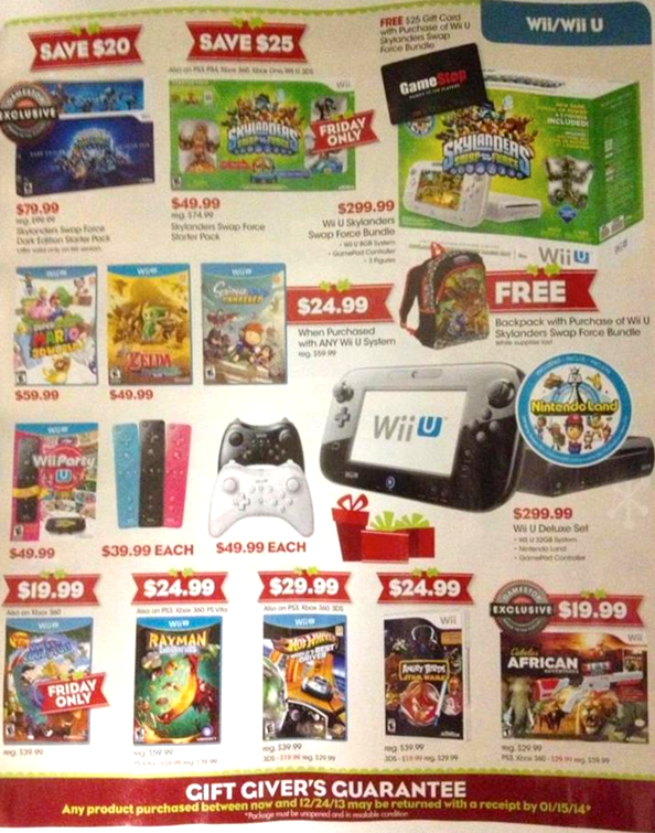 Game Stop Black Friday Ad 09