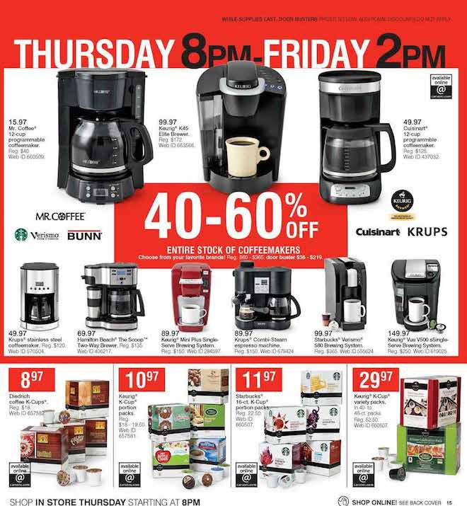 Herbergers Black Friday ad 15