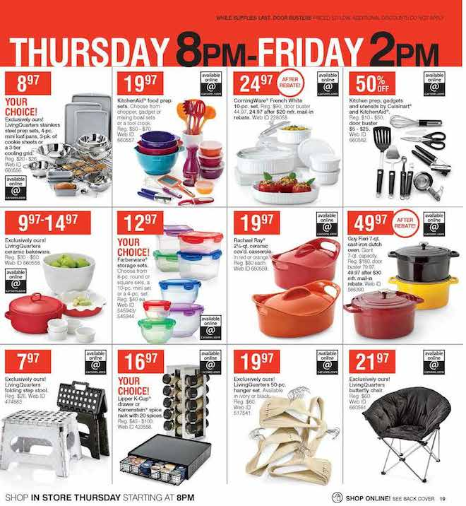 Herbergers Black Friday ad 19