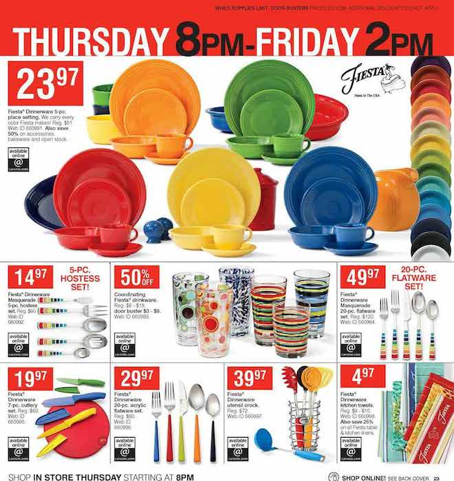 Herbergers Black Friday ad 23