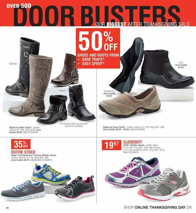 Herbergers Black Friday ad 28