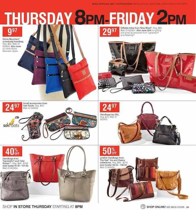 Herbergers Black Friday ad 29