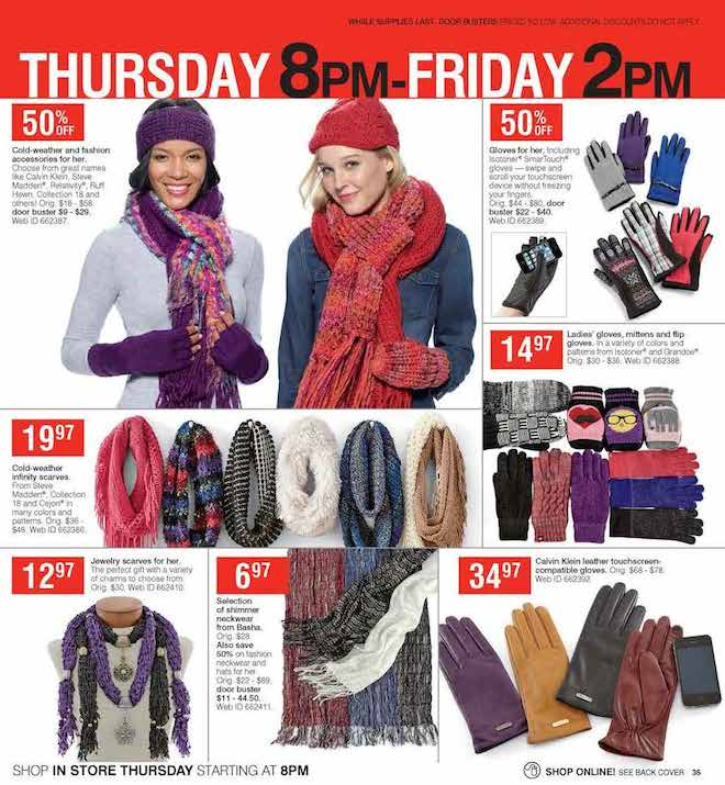 Herbergers Black Friday ad 35
