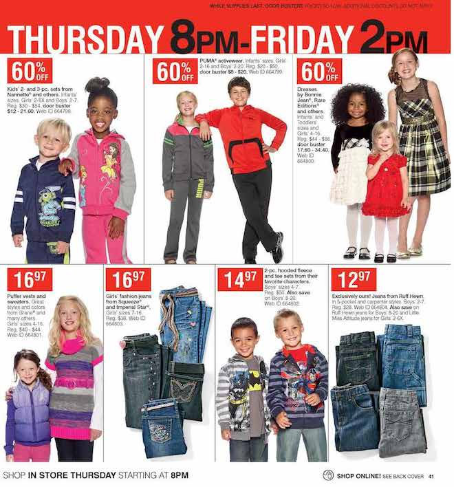 Herbergers Black Friday ad 41