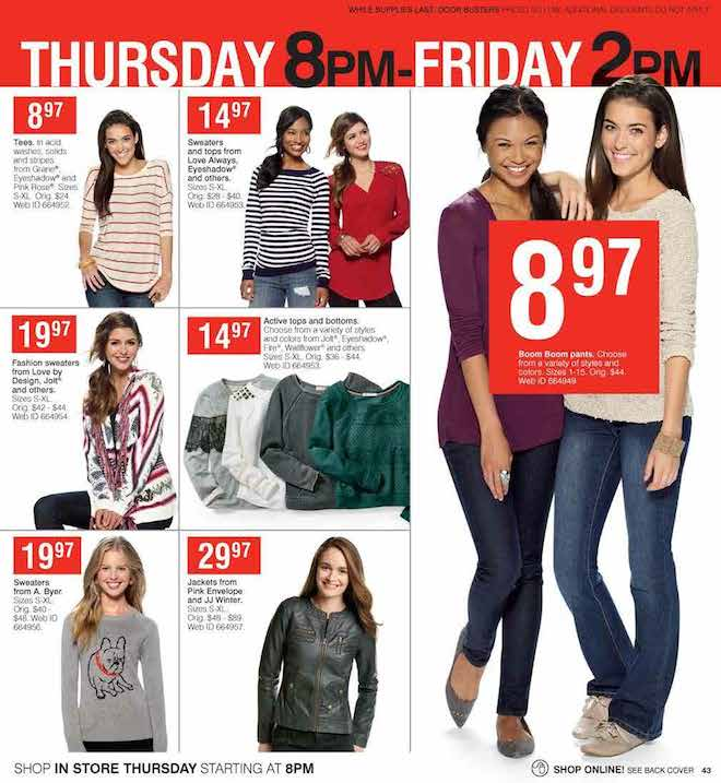 Herbergers Black Friday ad 43