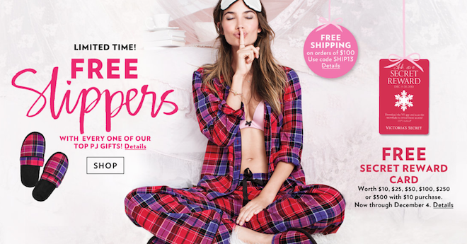 Victorias Secret Black Friday >> Victoria's Secret Black Friday Deals – Black Friday Ads