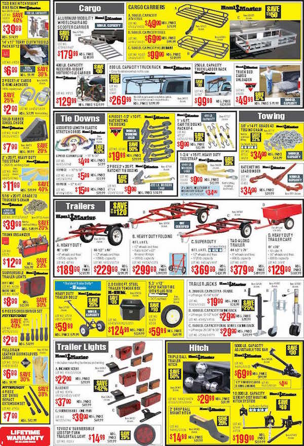 Harbor Freight Tools Black Friday ad 04