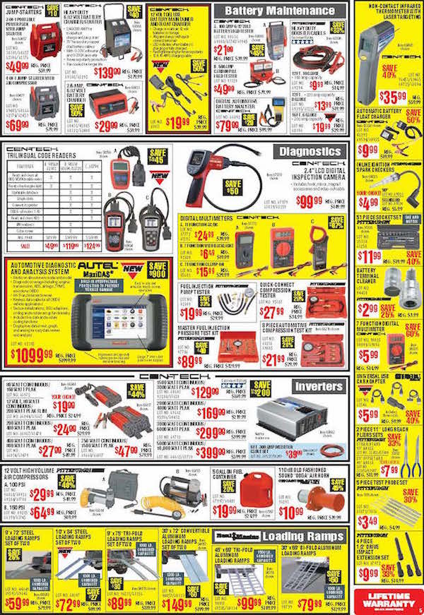 Harbor Freight Catalog : Harbor freight catalog bing images