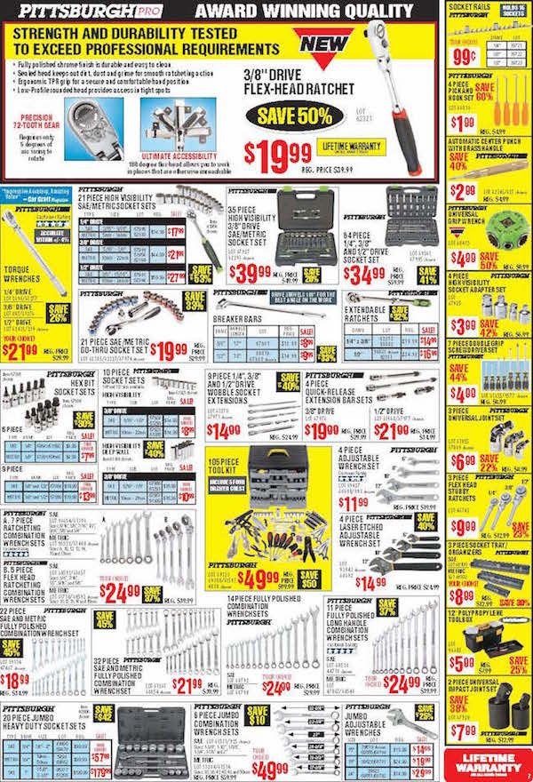 Harbor Freight Tools Black Friday ad 06