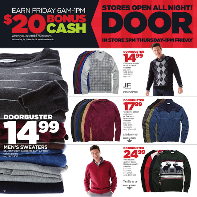 JCPenney Black Friday ad 2014 12