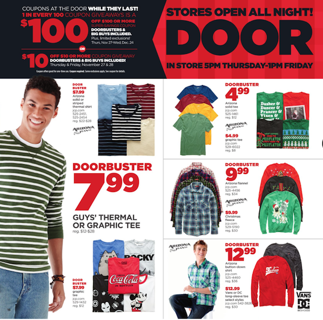 JCPenney Black Friday ad 2014 16