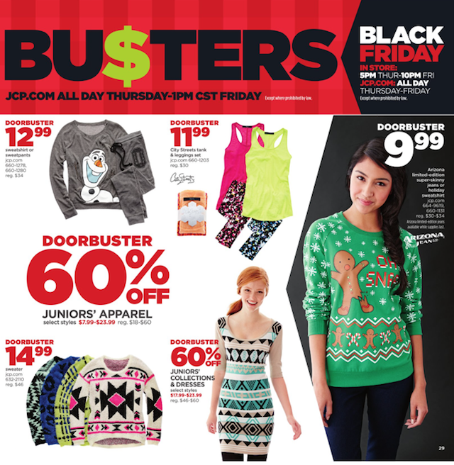 JCPenney Black Friday ad 2014 29