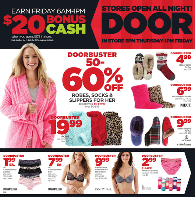 JCPenney Black Friday ad 2014 36