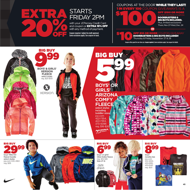 JCPenney Black Friday ad 2014 45