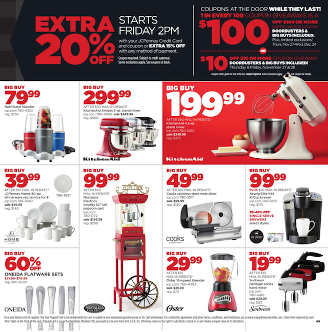 JCPenney Black Friday ad 2014 49