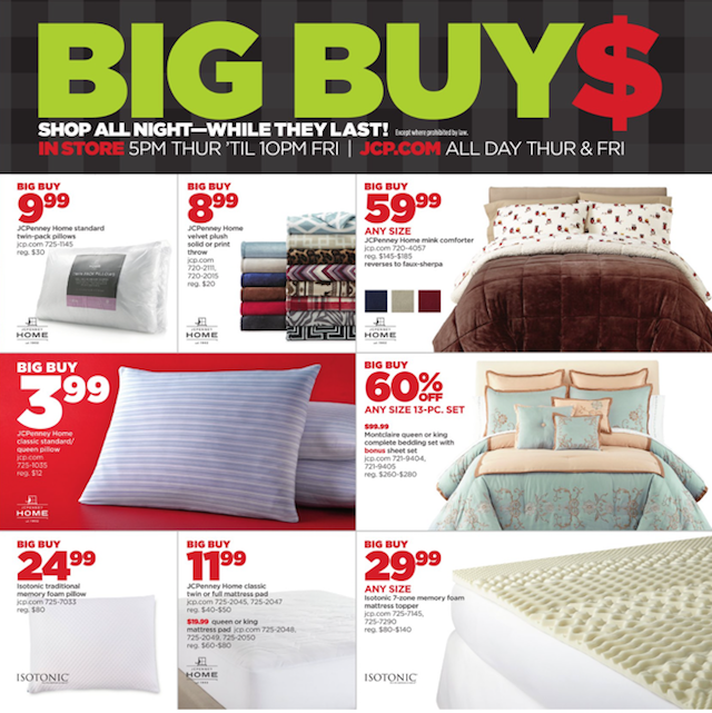 JCPenney Black Friday ad 2014 50
