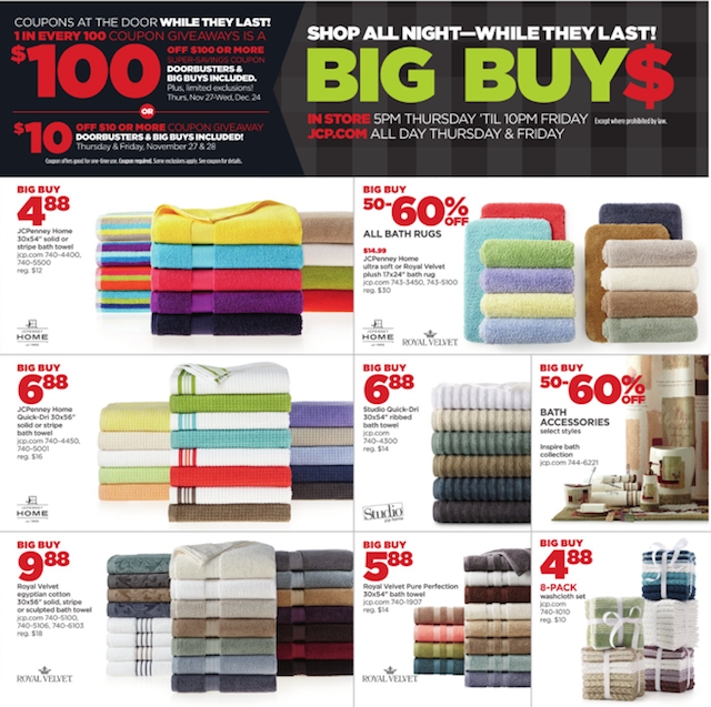 JCPenney Black Friday ad 2014 52