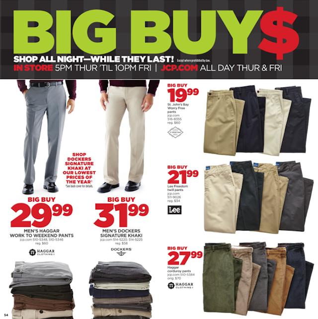 JCPenney Black Friday ad 2014 54