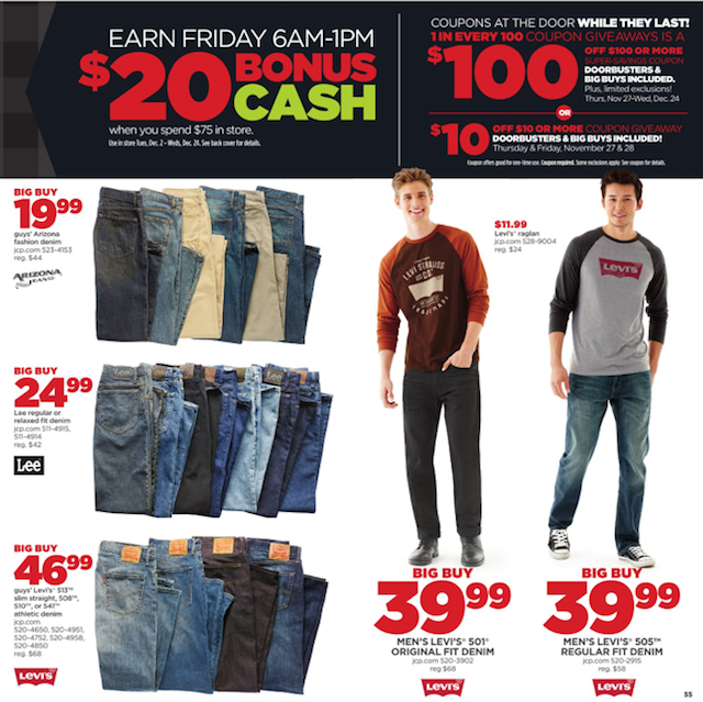 JCPenney Black Friday ad 2014 55