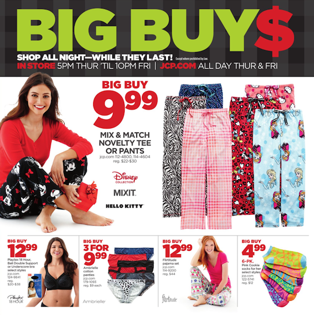 JCPenney Black Friday ad 2014 60