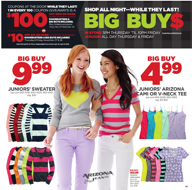 JCPenney Black Friday ad 2014 65