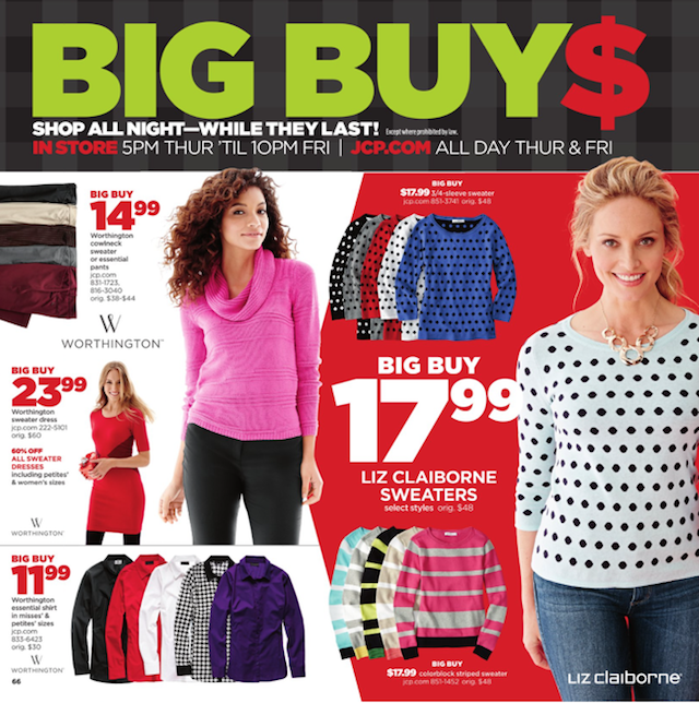 JCPenney Black Friday ad 2014 66