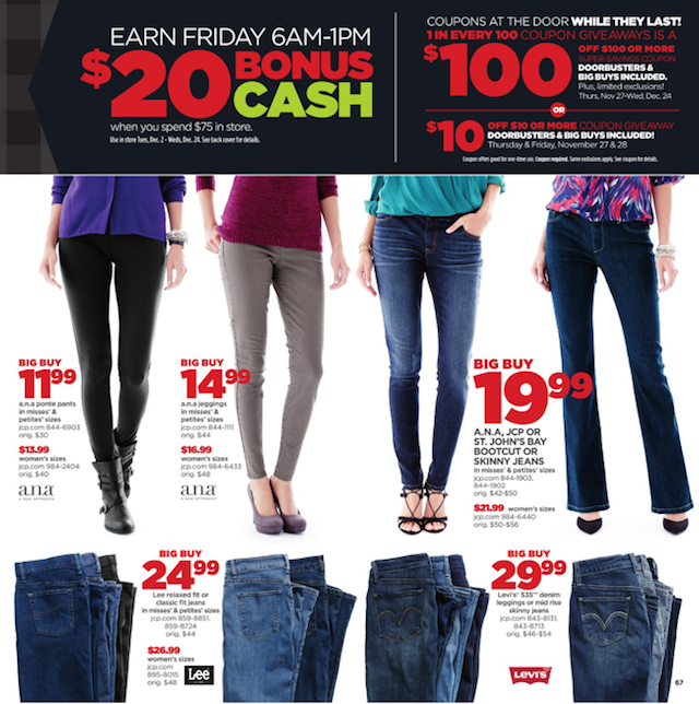 JCPenney Black Friday ad 2014 67