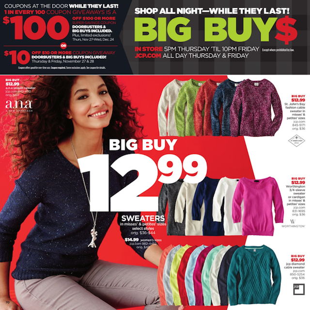 JCPenney Black Friday ad 2014 70