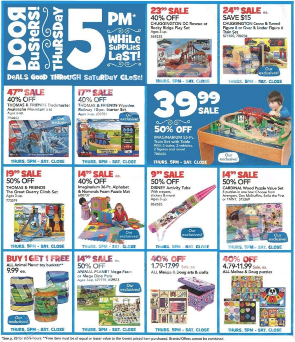 ToysRUs Black Friday 2013 Ad