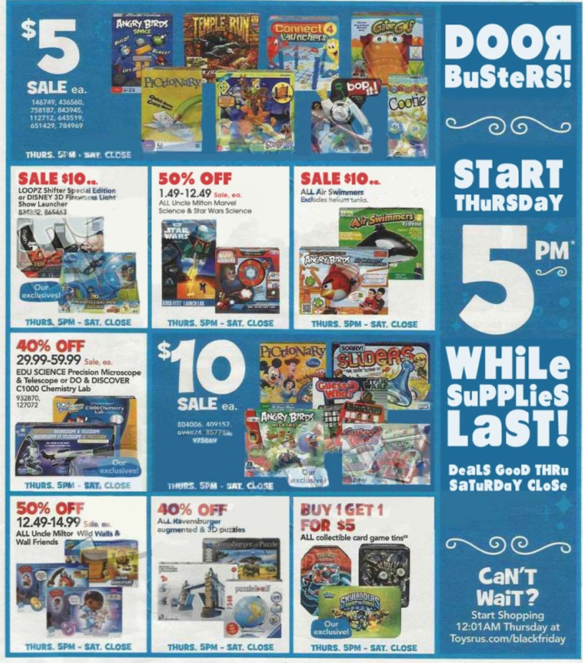 Toys R Us Black Friday ad 2013 06