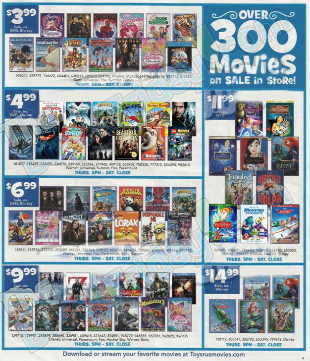 Toys R Us Black Friday ad 2013 09