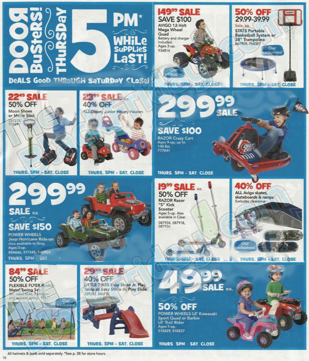 Toys R Us Black Friday ad 2013 10