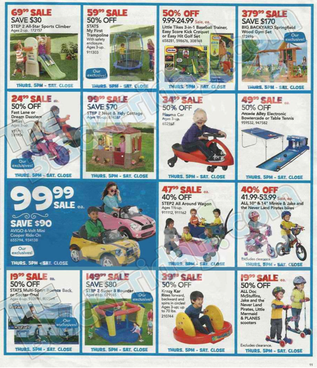 Toys R Us Black Friday ad 2013 11