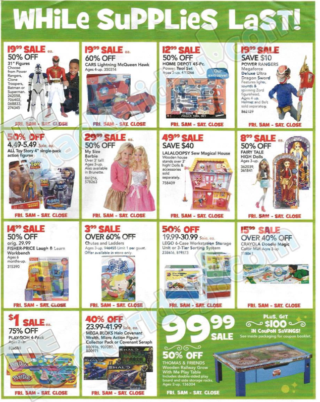 Toys R Us Black Friday ad 2013 15