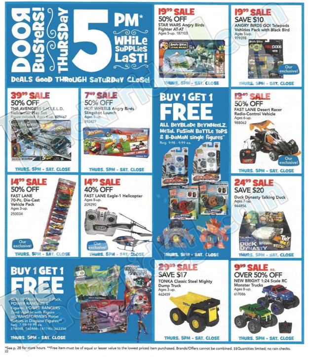 Toys R Us Black Friday ad 2013 21