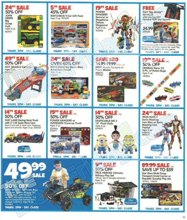 Toys R Us Black Friday ad 2013 22