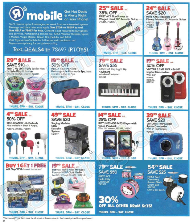 Toys R Us Black Friday ad 2013 23