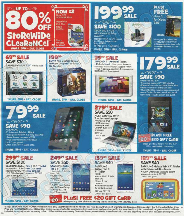 Toys R Us Black Friday ad 2013 25