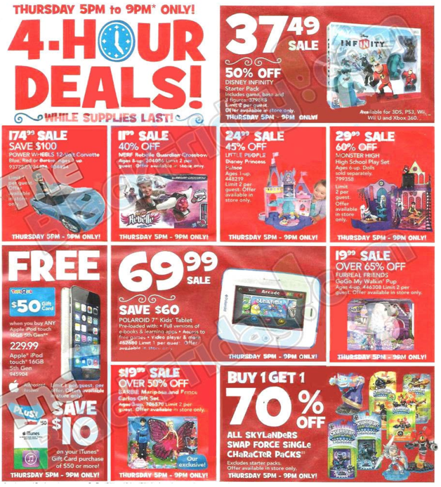 Toys R Us Black Friday ad 2013 27
