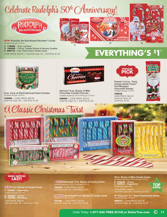 Dollar Tree Black Friday ad 17