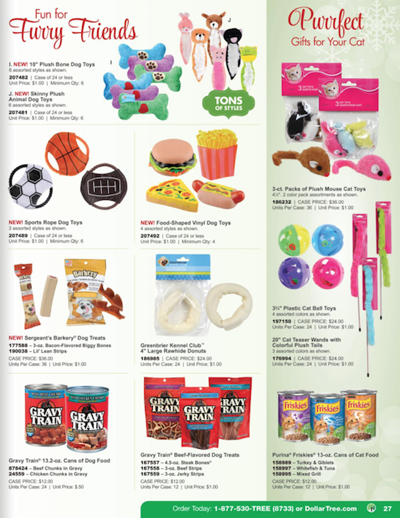 Dollar Tree Black Friday ad 27
