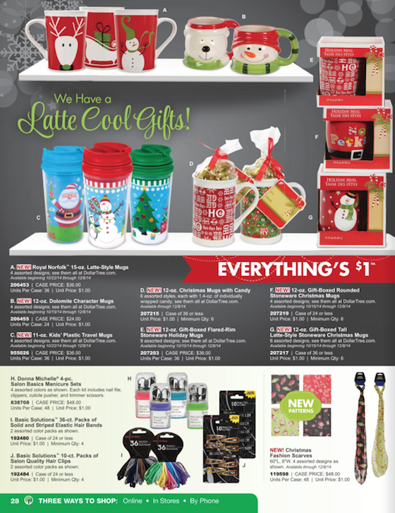 Dollar Tree Black Friday ad 28