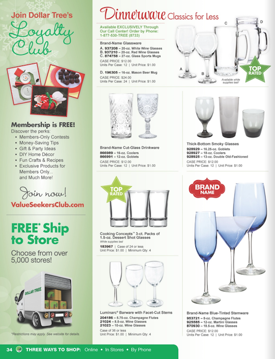 Dollar Tree Black Friday ad 34