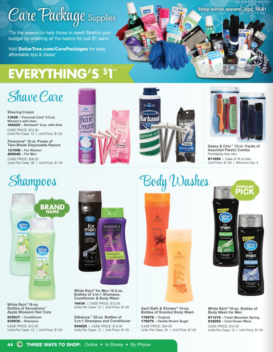 Dollar Tree Black Friday ad 44